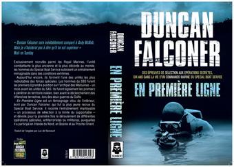 Duncan Falconer - En première ligne