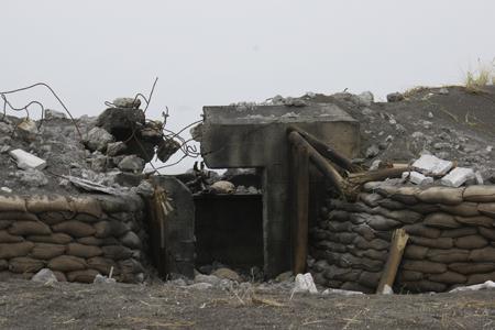 Un bunker japonais